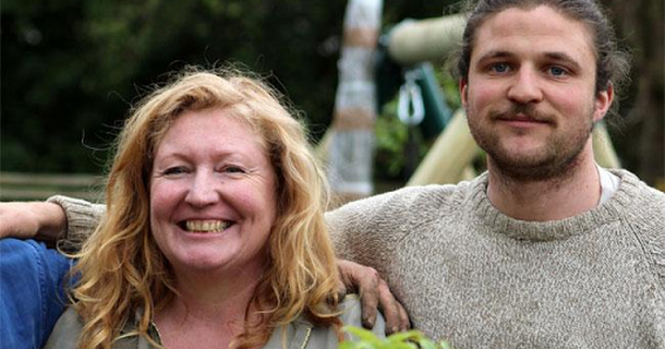 Charlie Dimmock hosts second series of  Garden Rescue