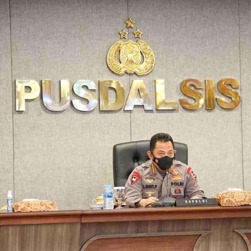 Kapolri Itruksi ke Polda, Jajaran: Antisipasi Pertumbuhan Covid-19 dan Maksimalkan Persiapan Event Internasional