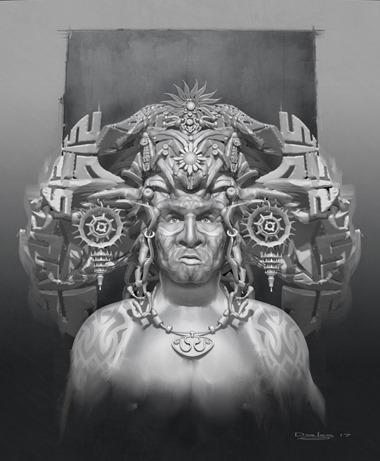 Mayan Ancient