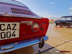 Fiat 850 Sports Rear