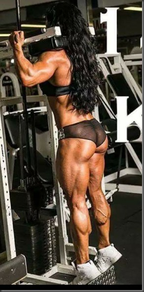 147295709257 - 01 - @ar00069 Meanwhile at the gym hitting it hard! Glutes, inner thighs, & hams http_bit.ly_29IT2MQ