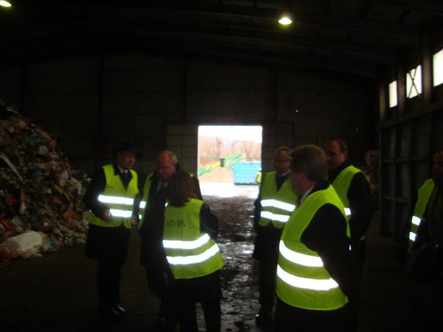 Vizita reprezentantilor din Polonia - decembrie 2011 - DSC02628.JPG