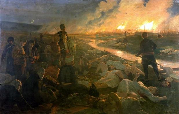 Пиотровский._батакская_резня._1889_год