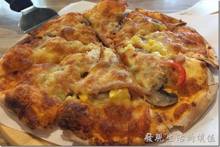 台南-喬義思窯烤手作廚房07