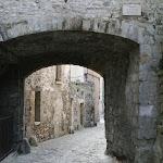 Rue de la Treille : rempart gallo-romain