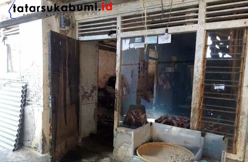 Miris, Rumah Ustadz Sekaligus Tempat Ngaji di Cisaat Sukabumi Kondisinya Memprihatinkan