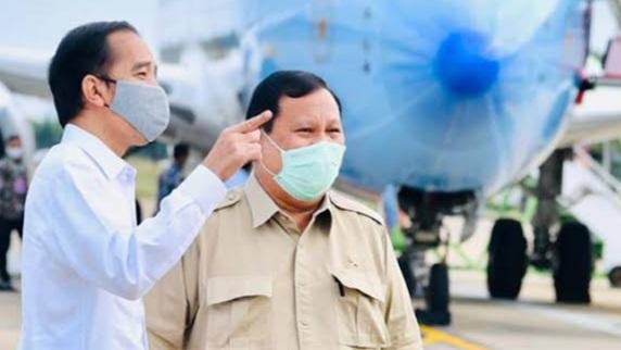 Kunker Bareng Prabowo, Pengamat: Jokowi Ingin Tampak Netral