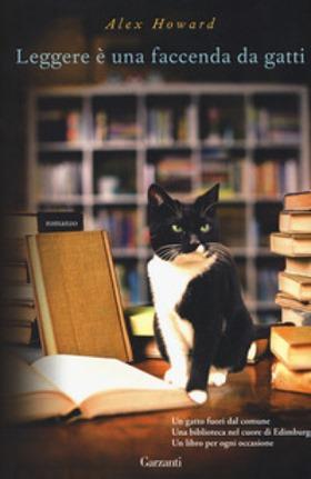 Leggere è una faccenda per gatti