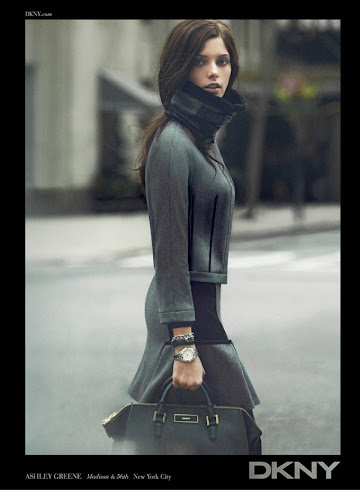 Ashley Greene - DKNY otoño invierno 2012