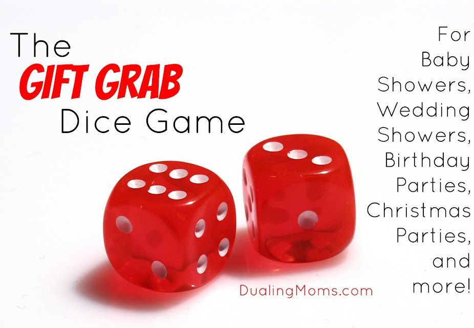 Gift Grab Dice Game
