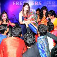 Rashi Khanna at HITAM College Event (22).JPG