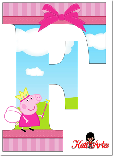 abecedario peppa pig blogcolorear com (6)