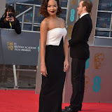 OIC - ENTSIMAGES.COM - Sarah Jane Crawford at the  EE British Academy Film Awards 2016 Royal Opera House, Covent Garden, London 14th February 2016 (BAFTAs)Photo Mobis Photos/OIC 0203 174 1069