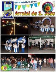 CSRDO - Arraial de S. João