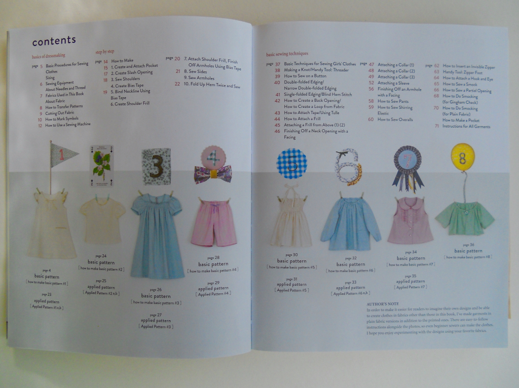 sewnbyangela: A Japanese Pattern Book for Beginners - Sewing For ...