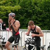Triathlon Halluin 2009