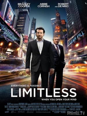 Phim Trí lực siêu phàm - Limitless (2011)