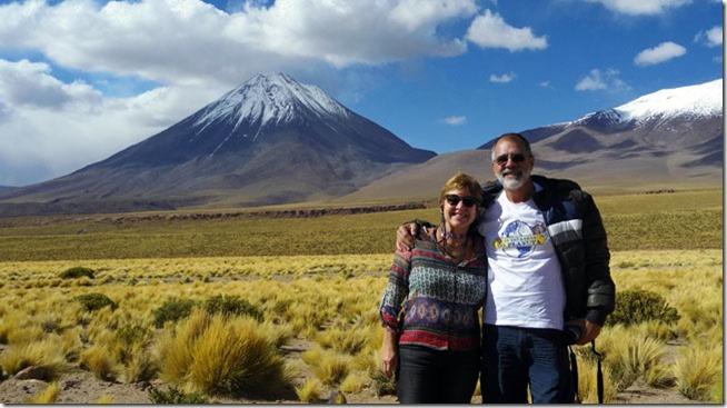 Vulcão Licancabur - Atacama