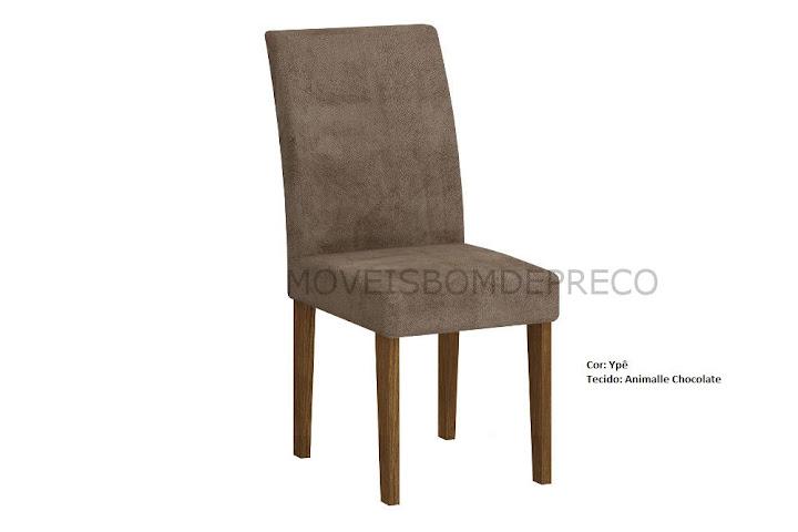 Cadeiras Para Sala De Jantar Em Bh ~ Cadeiras Para Sala De Jantar Grécia  Móveis Rufato  R$ 299,90 em