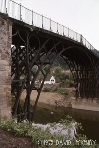 Iron Bridge Aug 1975sm
