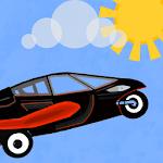 Flying Machine Icon