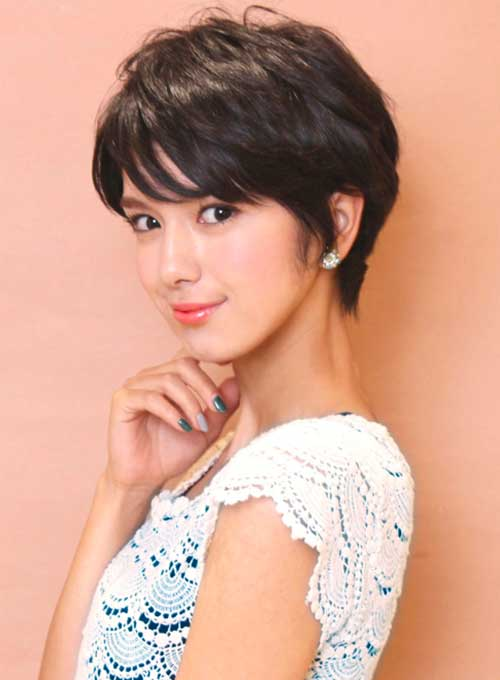 Asian Pixie Haircuts Trends Styles - Asian short hairstyle 2016