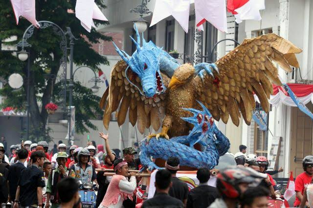 Indonesia dalam Genggaman Taipan?