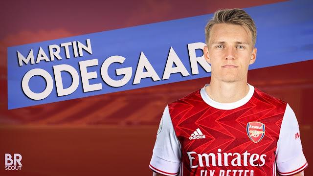 """ Arsenal Mendahului Dapatkan Martin Odegaard "" - Fabrizio Romano"