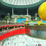 City Vacance at Lotte World in Seoul, Seoul Special City, South Korea