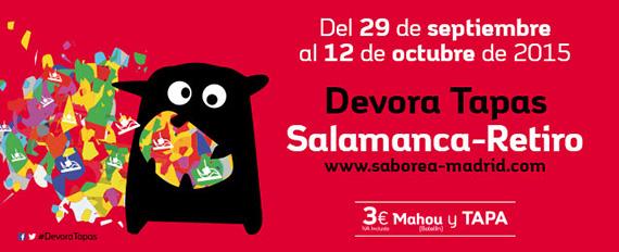 De tapas por Retiro y Salamanca