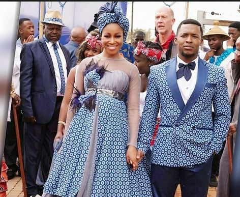 African Shweshwe Dresses for Women In 2018 2