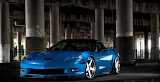 Chevrolet Corvette C6 ZR1 – The Blue Devil