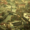 Cities Tilt Shift Photographs By Ben Thomas