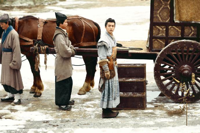 Secret of the Three Kingdoms China Web Drama