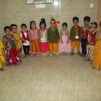 Janmashtmi celebration at Witty World