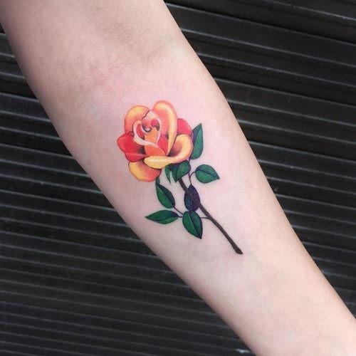 este_delicioso_rose_tattoo