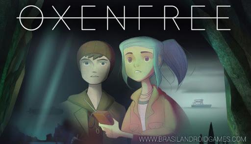 OXENFREE Imagem do Jogo