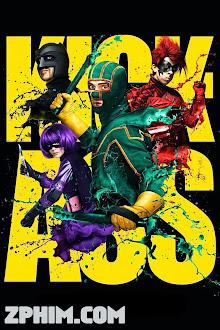 Siêu Anh Hùng - Kick-Ass (2010) Poster
