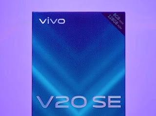 Perbedaan Spesifikasi Vivo V20 dan Vivo V20 SE