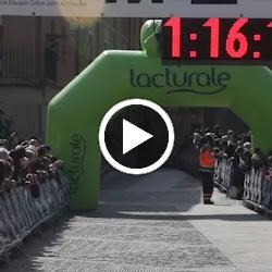 Video completo de la llegada - Media del Camino 2013
