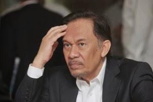 Solat hajat & bacaan yasin di kediaman Anwar esok