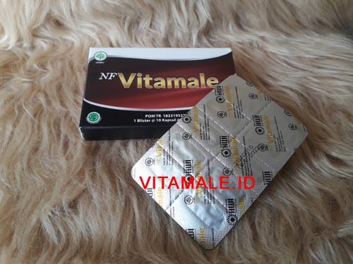 Penjual NF Vitamale Original di Kutai Kartanegara