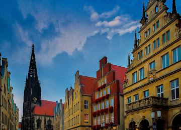Münster NRW Germany CANON EOS 400D