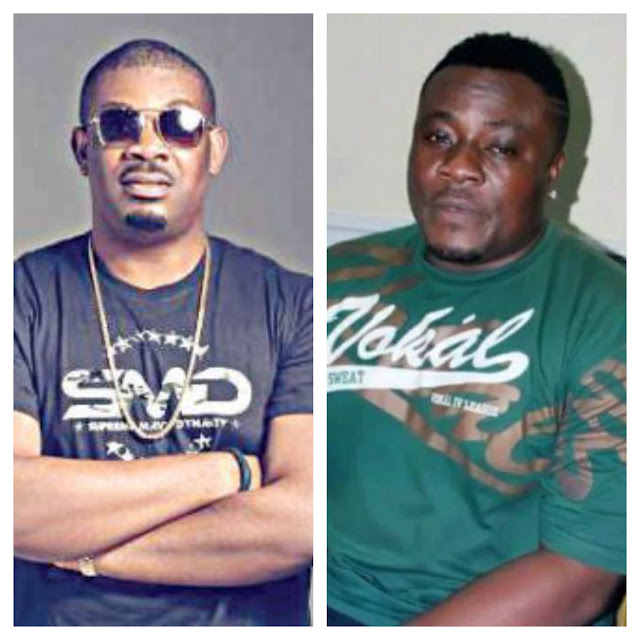 Don Jazzy Fires His Body Guard for Disrespecting a Woman