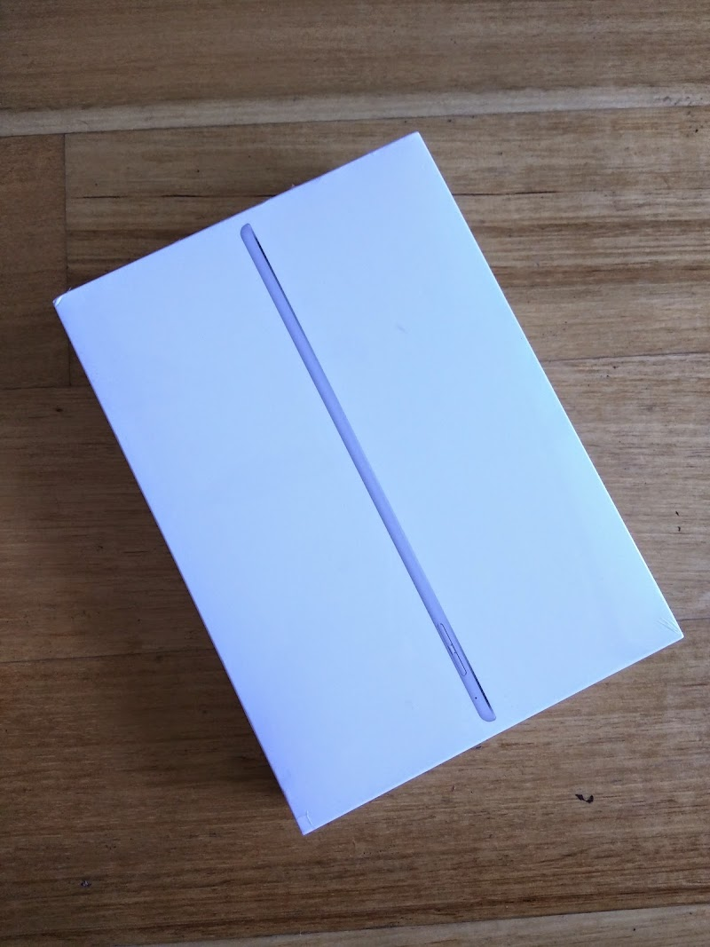 Unboxing Apple iPad Air 2