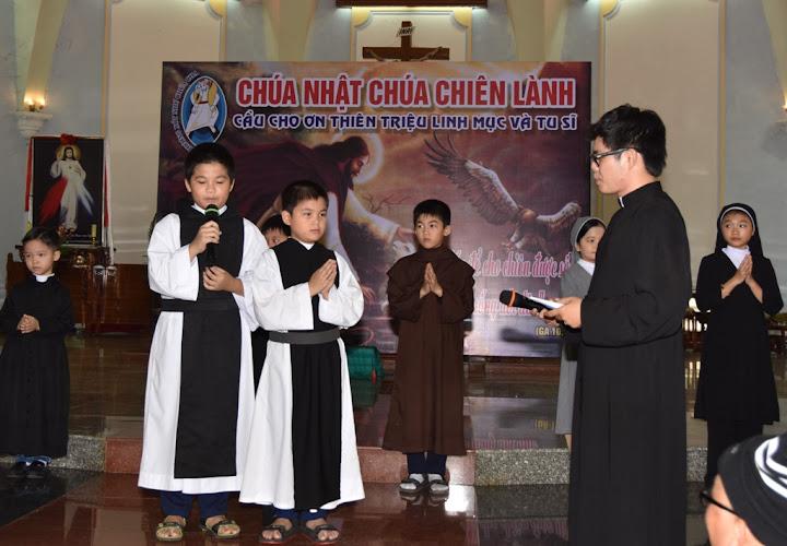 giáo xứ Tuy Hòa giới thiệu ơn gọi linh mục tu sĩ