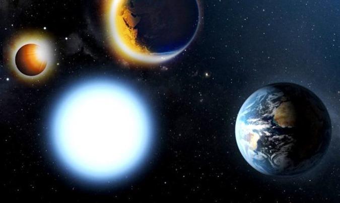 Nemesis e seus planetas estão se aproximando do Sistema Solar