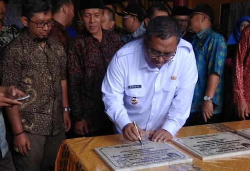 Bupati Sukabumi,Marwan Hamami