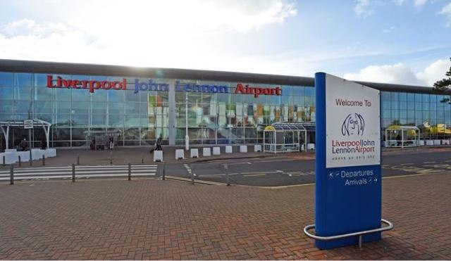 Drop Off  Car Park Liverpool Airport