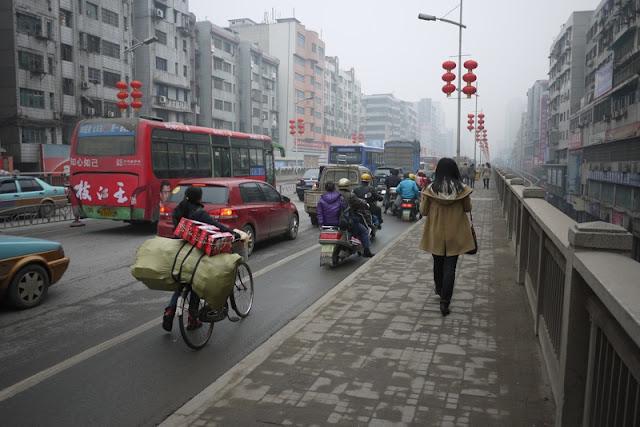 Scenes of China Hengyang Hunan Province  Isidors Fugue